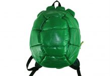 Teenage Mutant Ninja Turtle Backpack