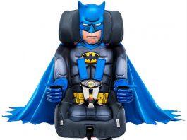 Batman Booster Seat