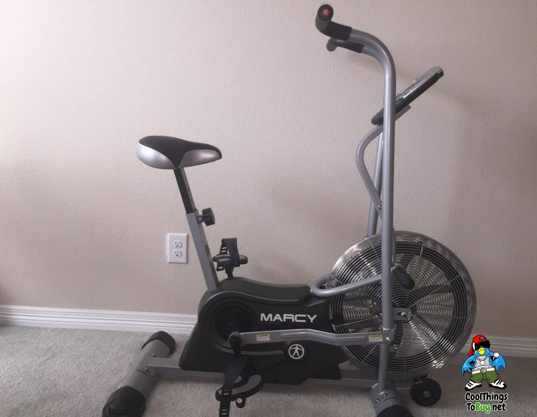 Marcy Air 1 Fan Exercise Bike Review Best Fan Bike