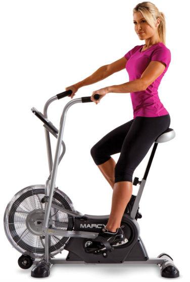 Marcy Air 1 fan bike