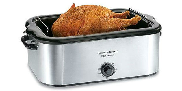 Electric Roaster Oven