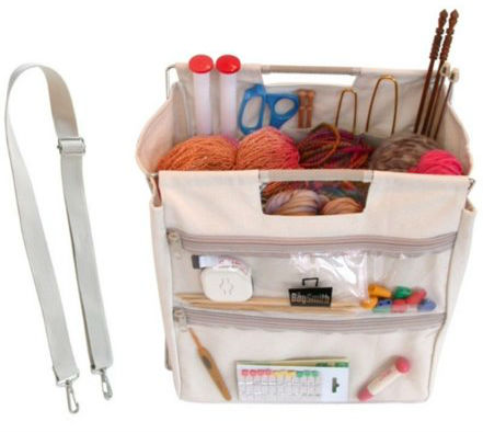 Knitting Pattern Storage Bag : Knitting Storage Bag