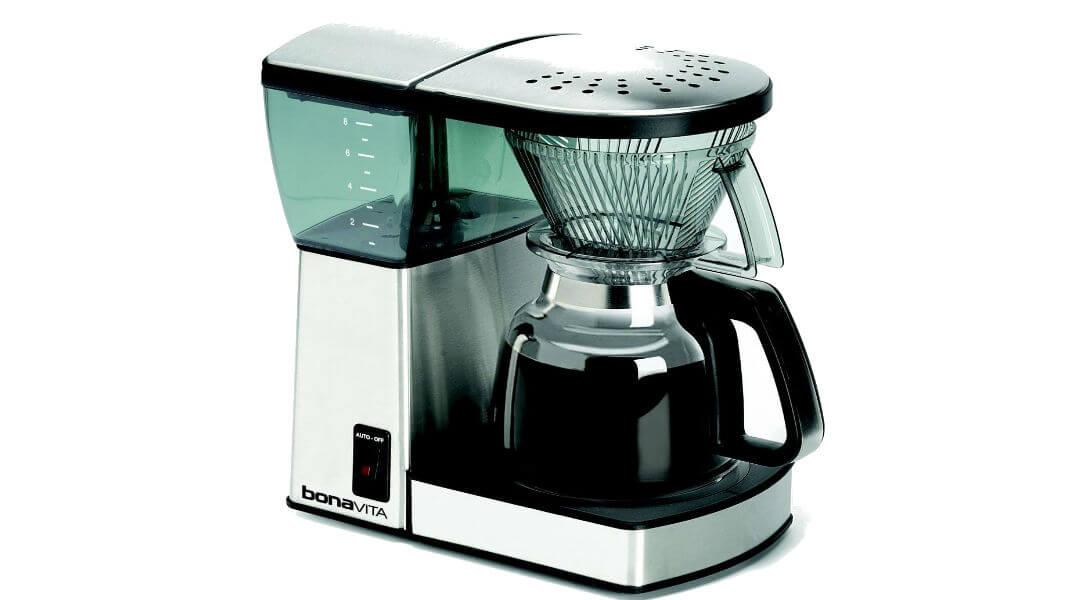 Bonavita Bv1800 8 Cup Coffee Maker Review