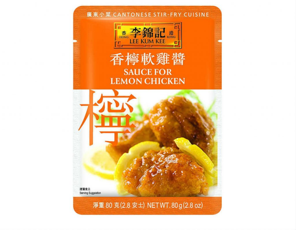 Buy Lee Kum Kee Lemon Chicken Sauce