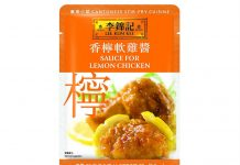 Lee Kum Kee Lemon Chicken Sauce
