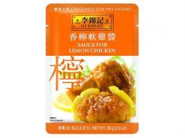 Lee Kum Kee Lemon Chicken Sauce