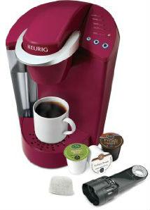 Keurig K45 Elite Coffee Maker Rhubarb