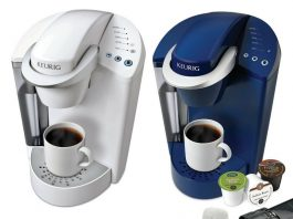 Keurig K45 Elite Coffee Maker Review