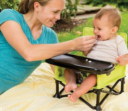 Portable Infant Booster Seat