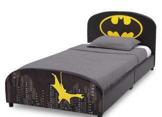 Batman Twin Size Bed