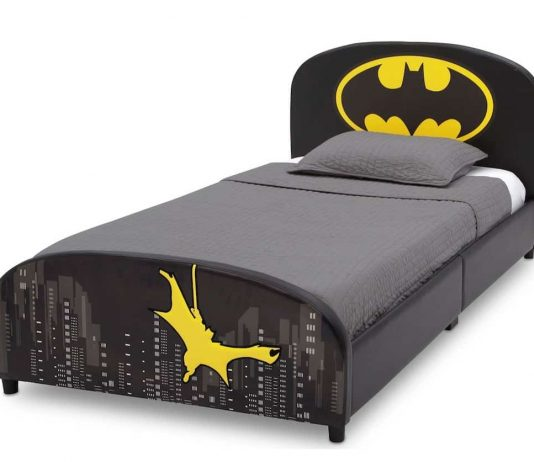 Batman Twin Size Bed