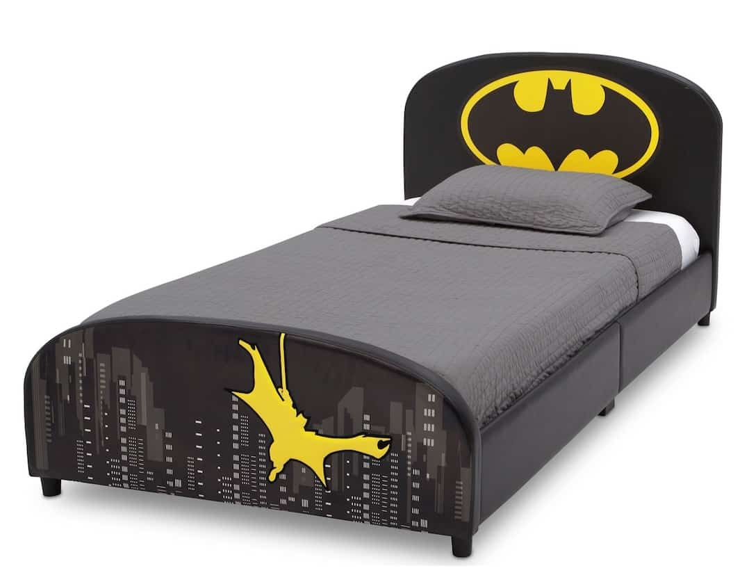 Buy Batman twin bed