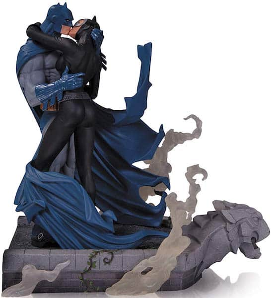 Buy Batman and Catwoman Kiss Statue