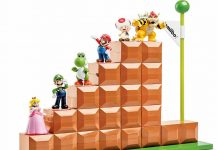 Amiibo End Level Display Stand Review