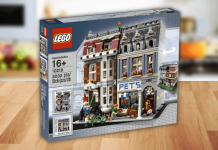 Best Legos for Adults