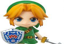 Legend of Zelda Link Action Figure