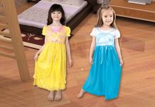 Princess Pajamas For Toddlers